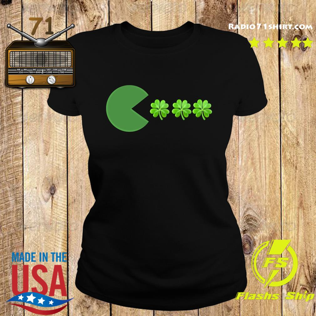 Funny St Patricks Day 2021 Shirt Ladies tee