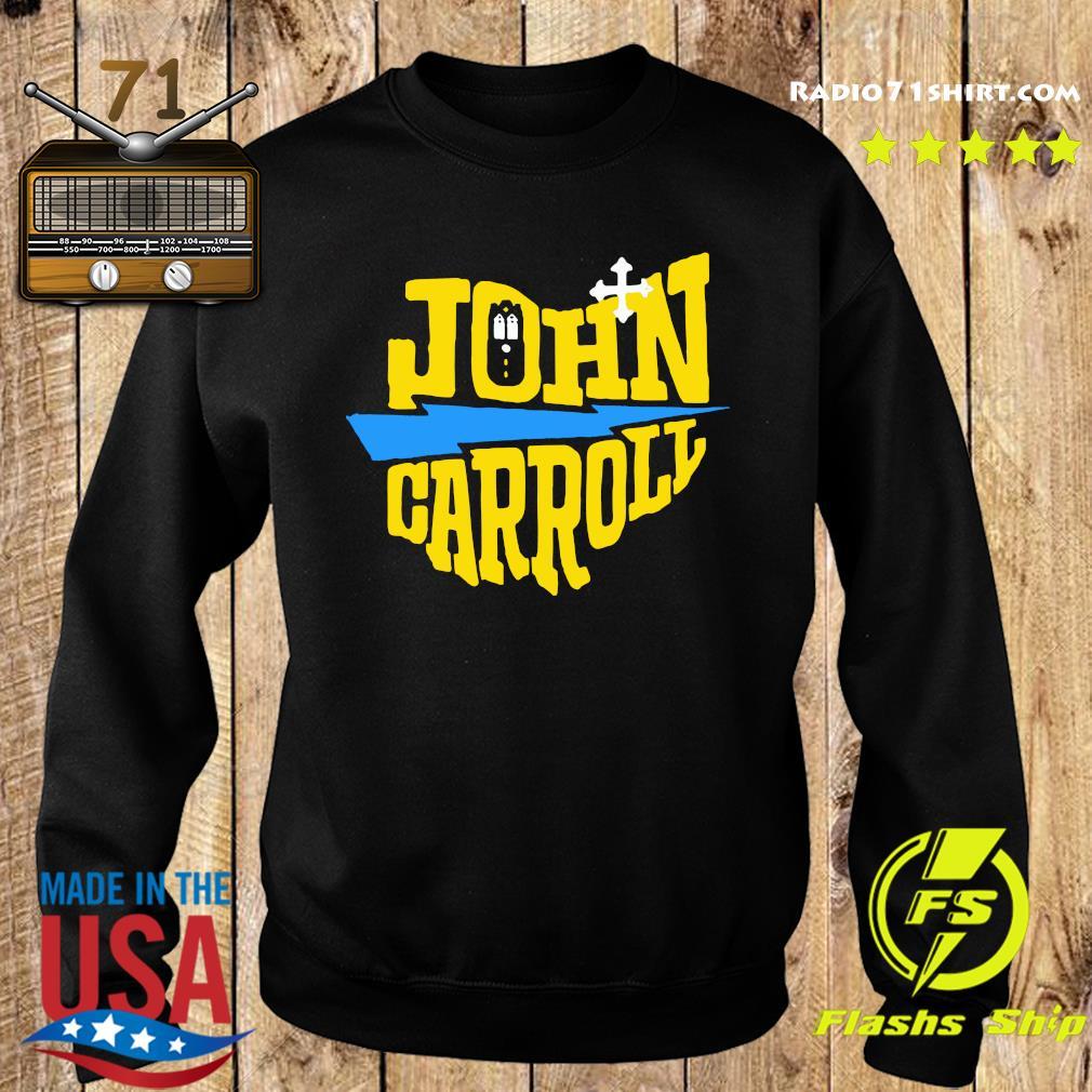 John Carroll Ohio Shirt Sweater