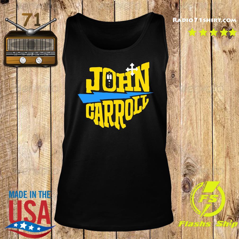 John Carroll Ohio Shirt Tank top