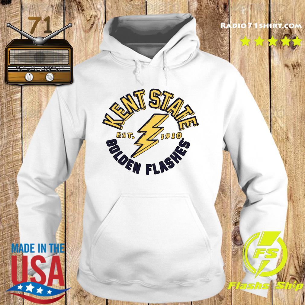 Kent State University Est 1910 Golden Flashes Shirt Hoodie