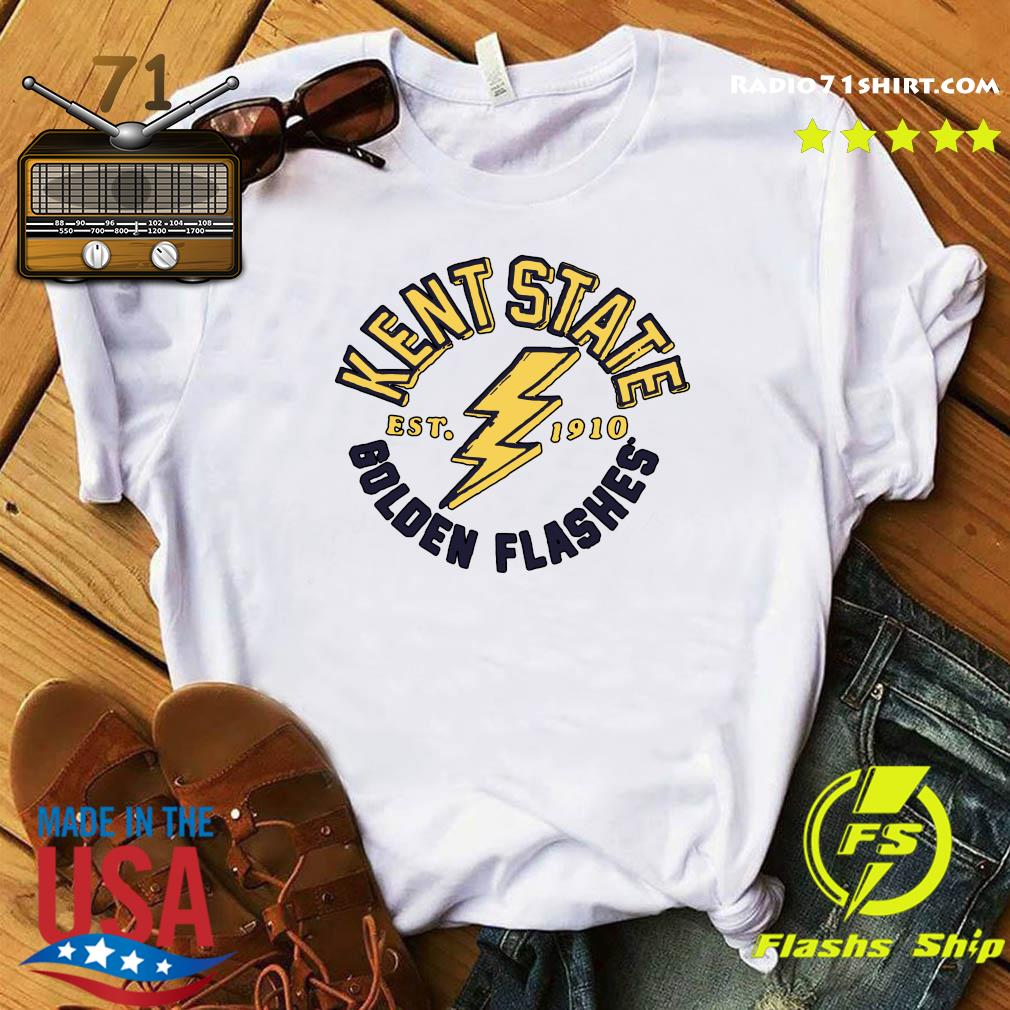 Kent State University Est 1910 Golden Flashes Shirt