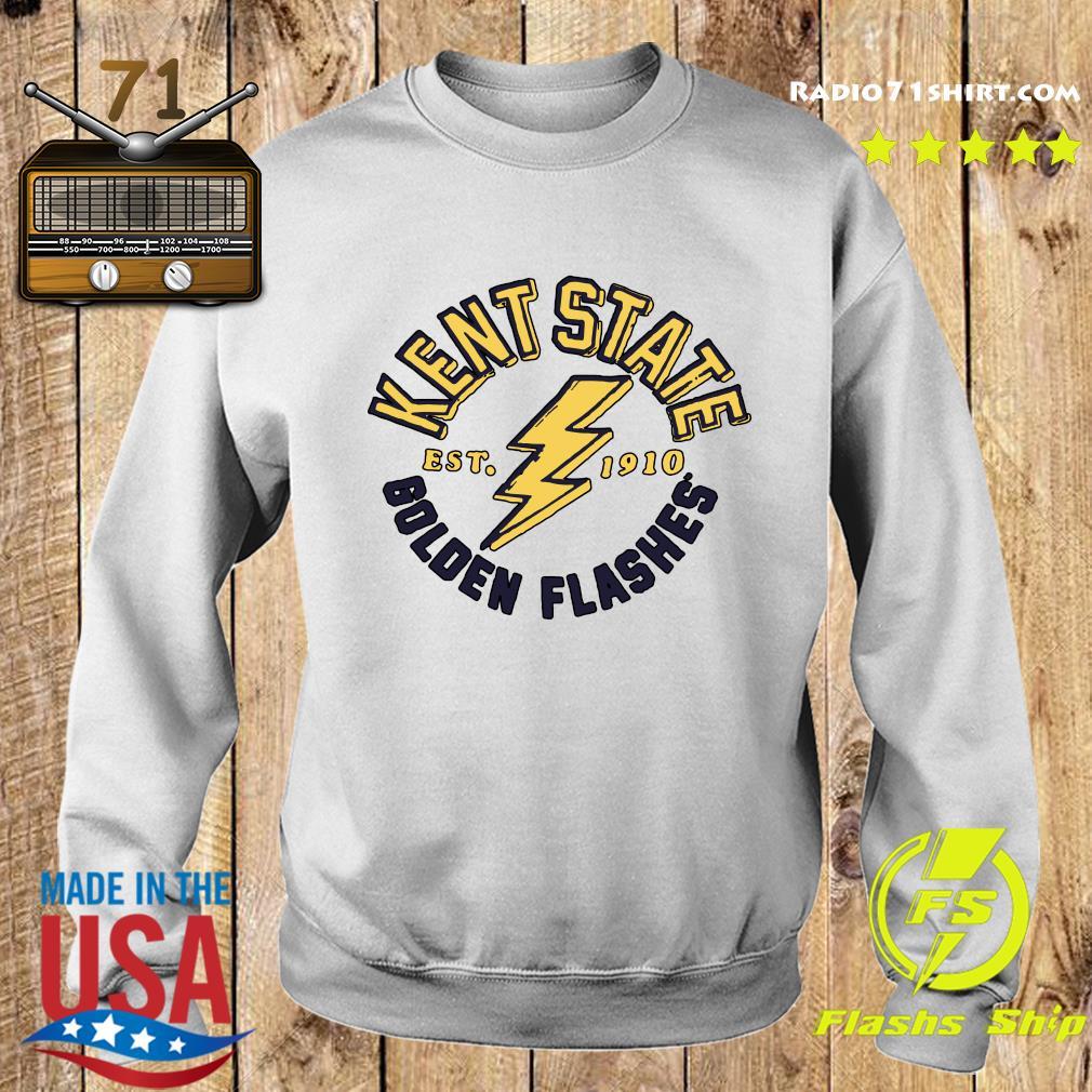 Kent State University Est 1910 Golden Flashes Shirt Sweater