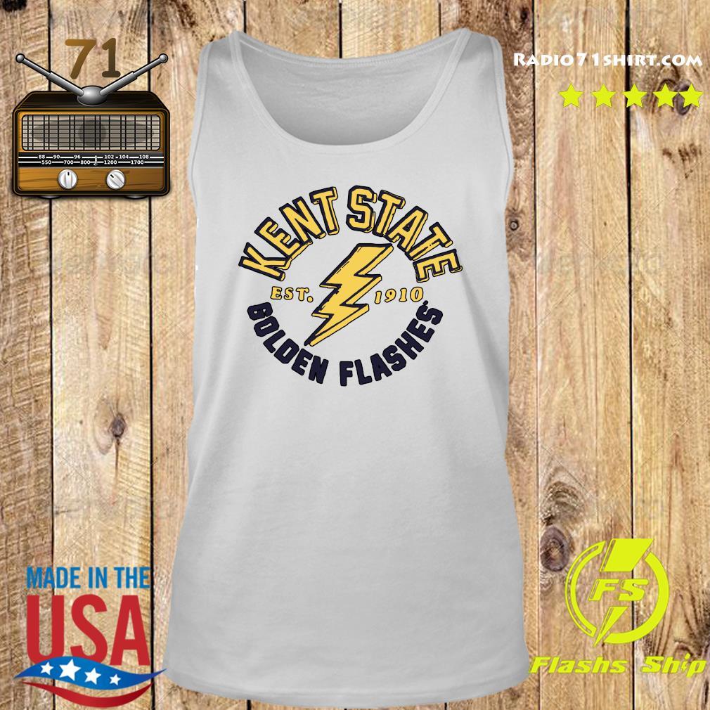Kent State University Est 1910 Golden Flashes Shirt Tank top