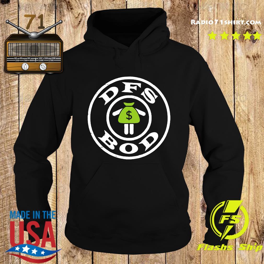 Official Dfs Bod Logo Shirt Hoodie