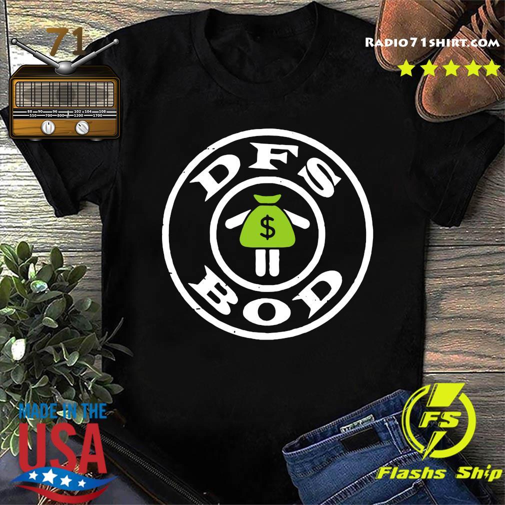 Official Dfs Bod Logo Shirt