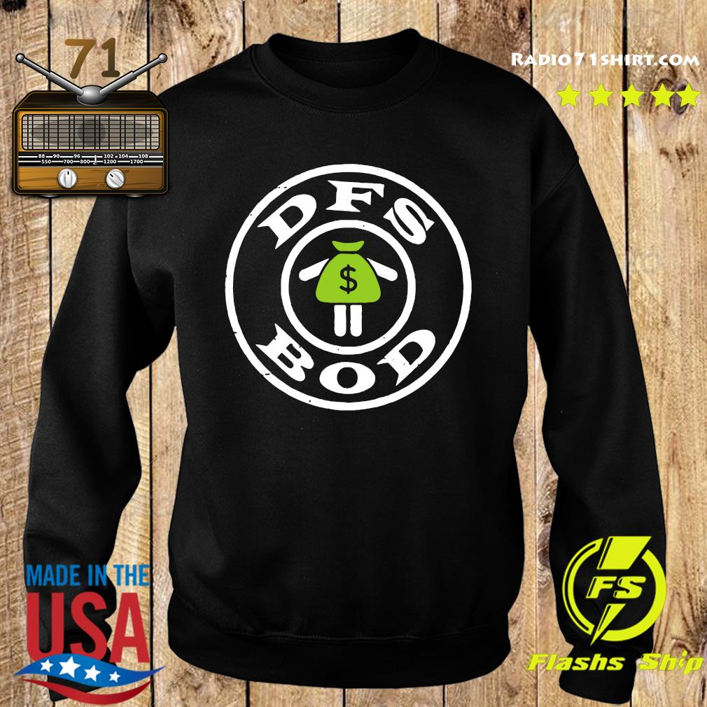 Official Dfs Bod Logo Shirt Sweater