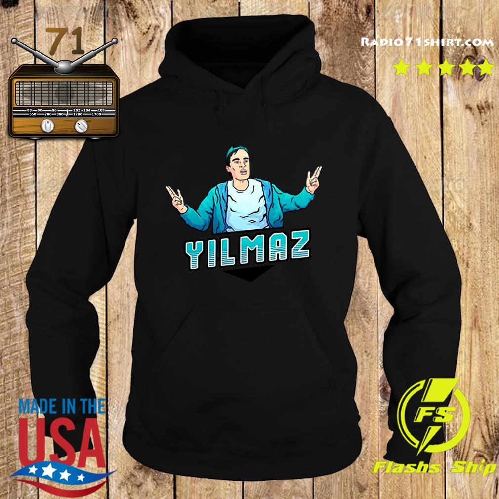 Official Friendlyjordies Yilmaz Shirt Hoodie