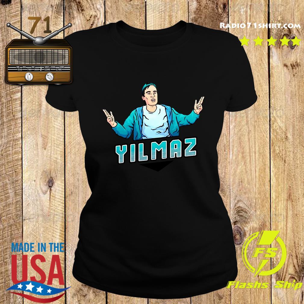 Official Friendlyjordies Yilmaz Shirt Ladies tee