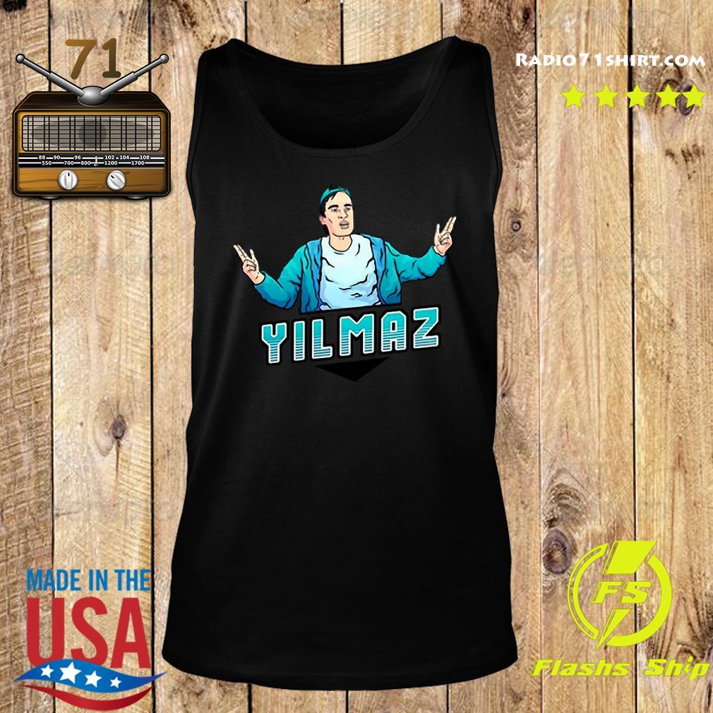 Official Friendlyjordies Yilmaz Shirt Tank top