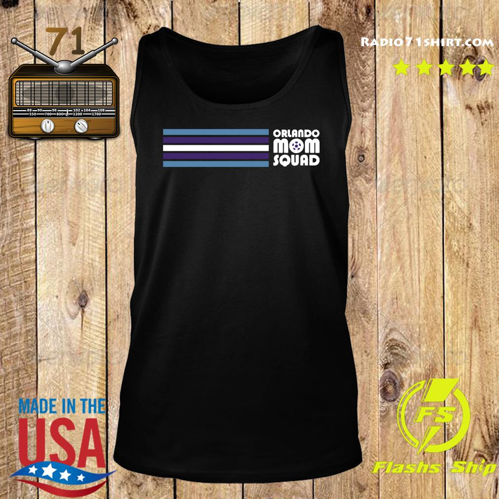 Official Orlando Mom Squad 2021 Shirt Tank top