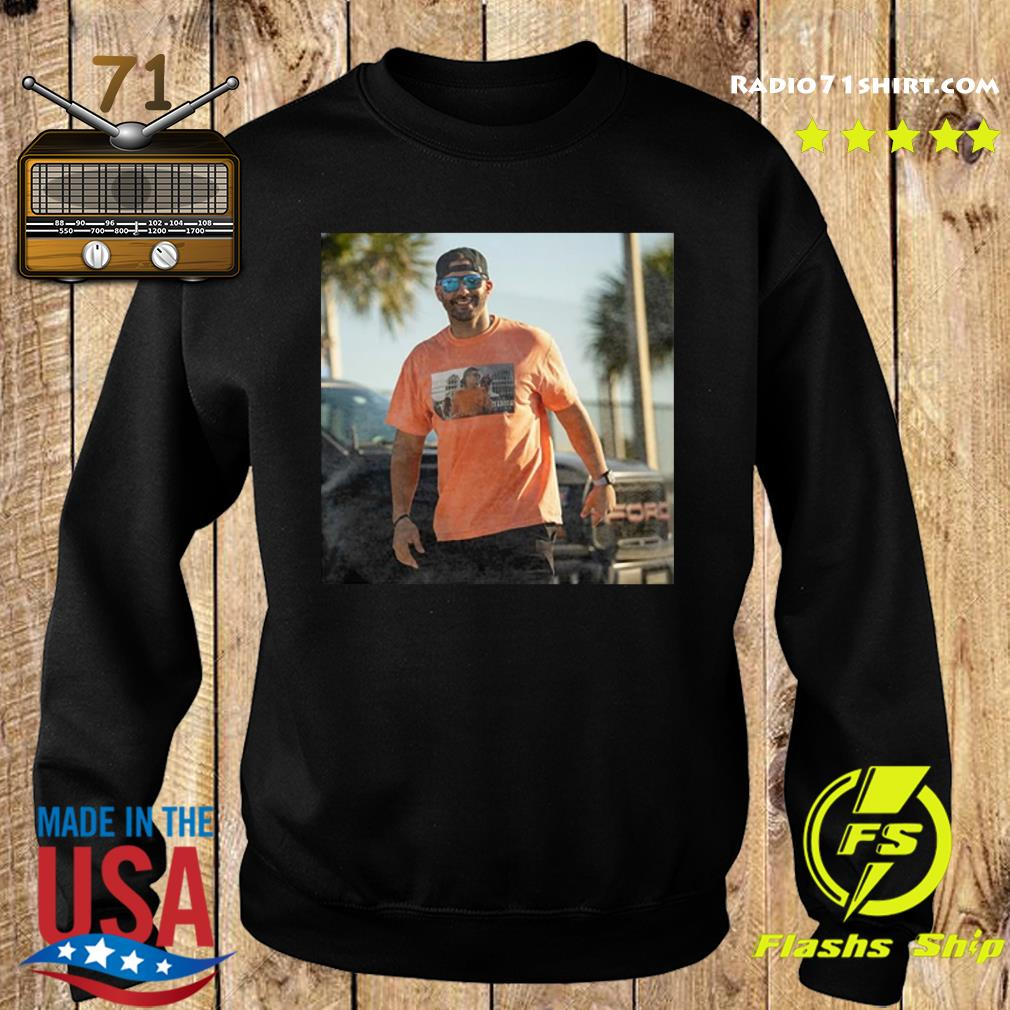Official Tom Brady Gronk Live Their Best Lives At Super Bowl Boat Parade Shirt Sweater
