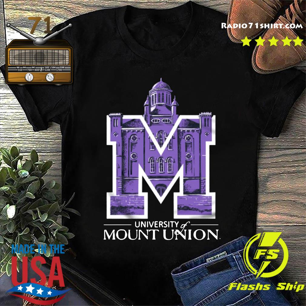 Official University Of Mount Union Shirt