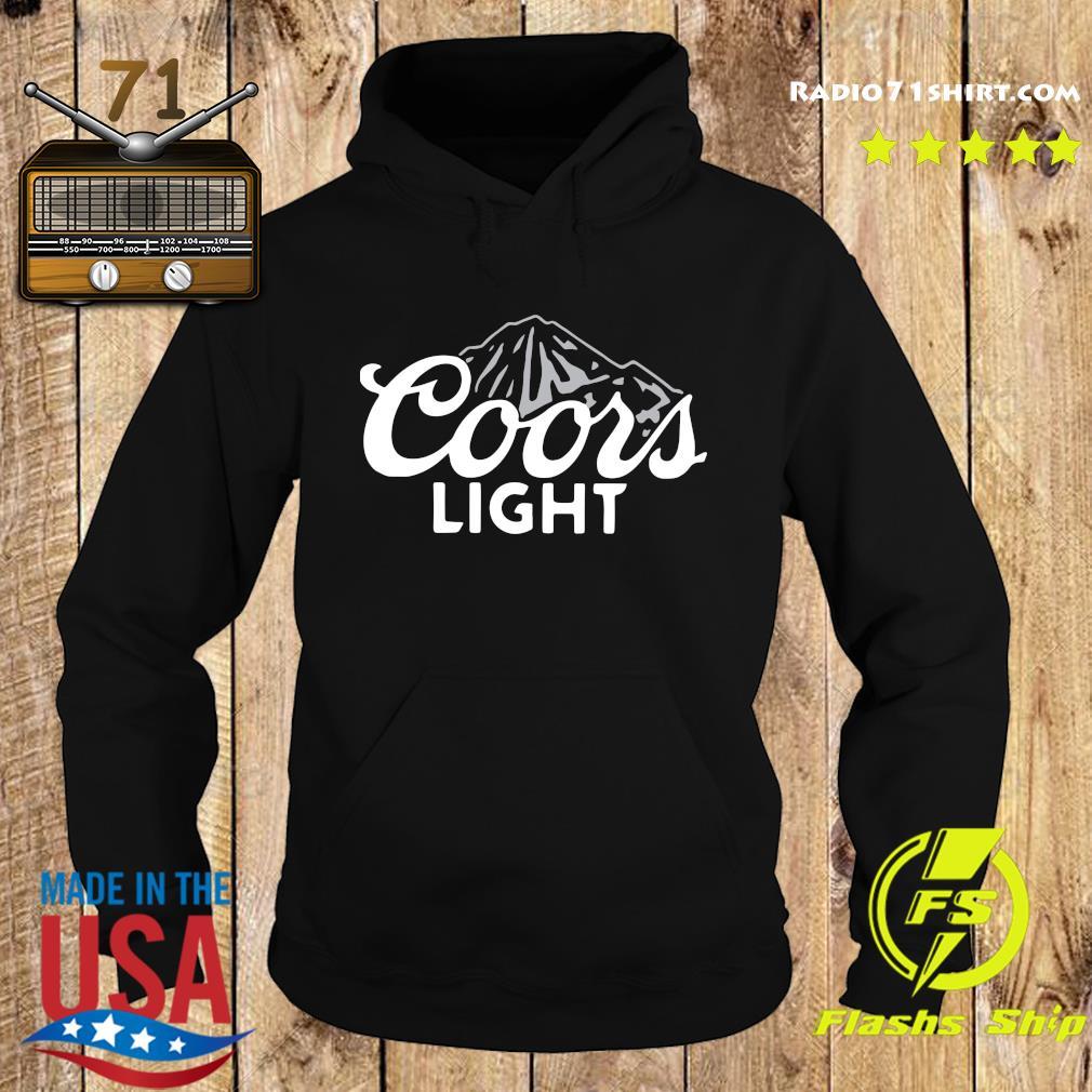 The Coors Light Shirt Hoodie