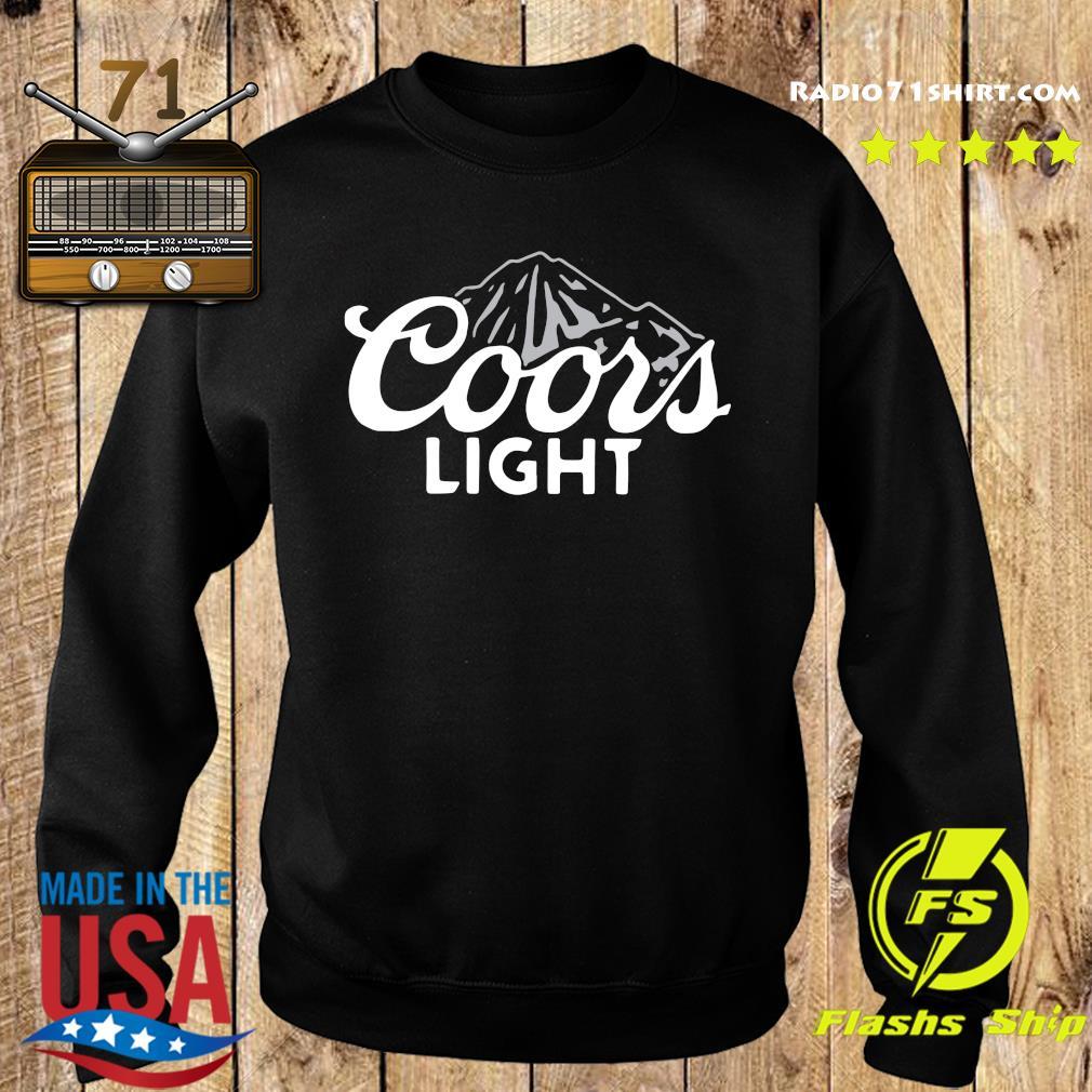 The Coors Light Shirt Sweater