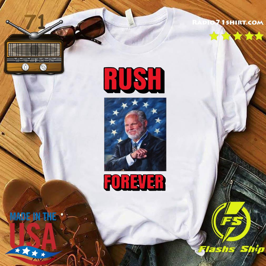 The Rush Limbaugh Forever Shirt