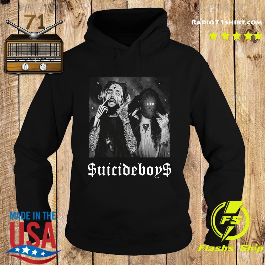 $uicideboy$ Suicide Boys Shirt Hoodie