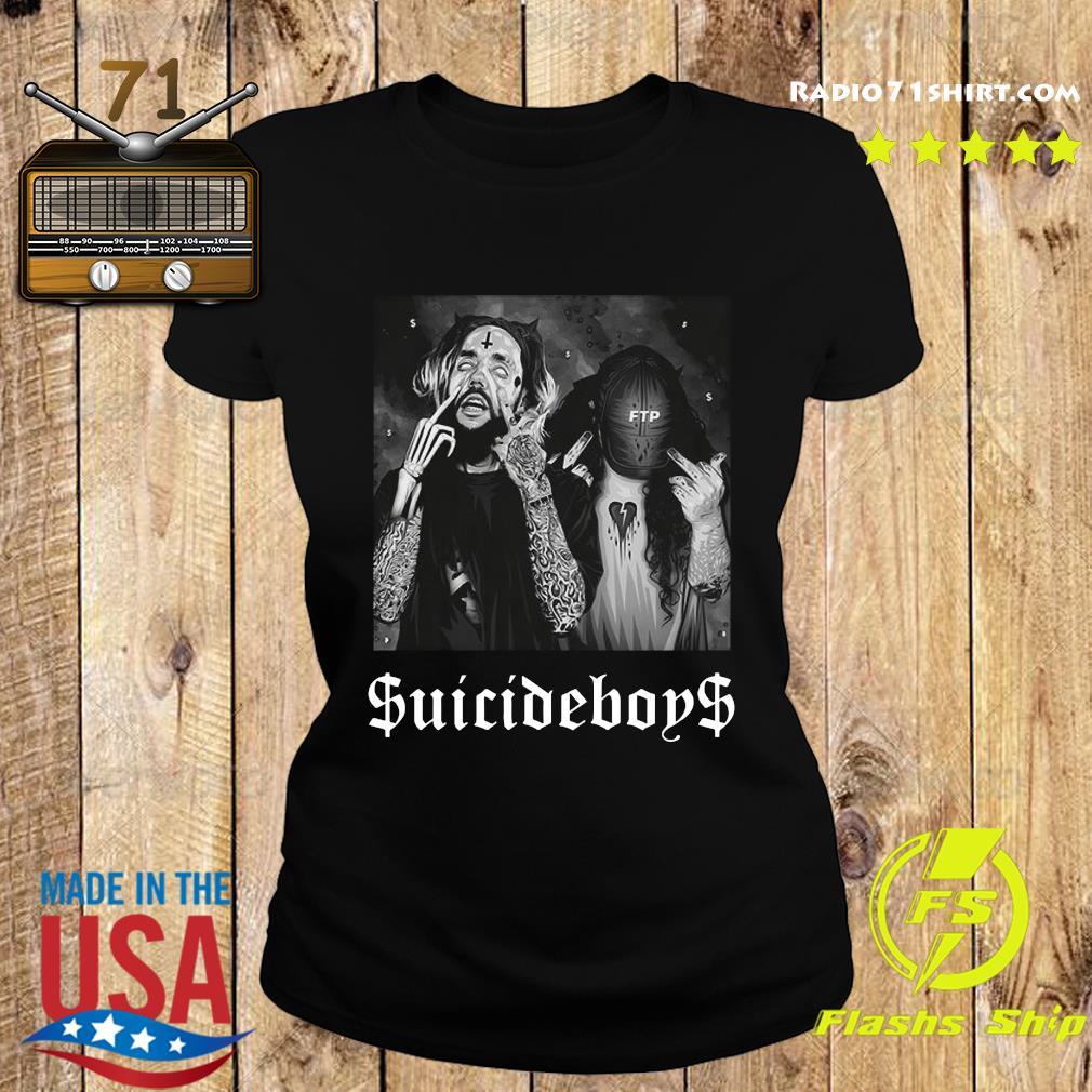 $uicideboy$ Suicide Boys Shirt Ladies tee