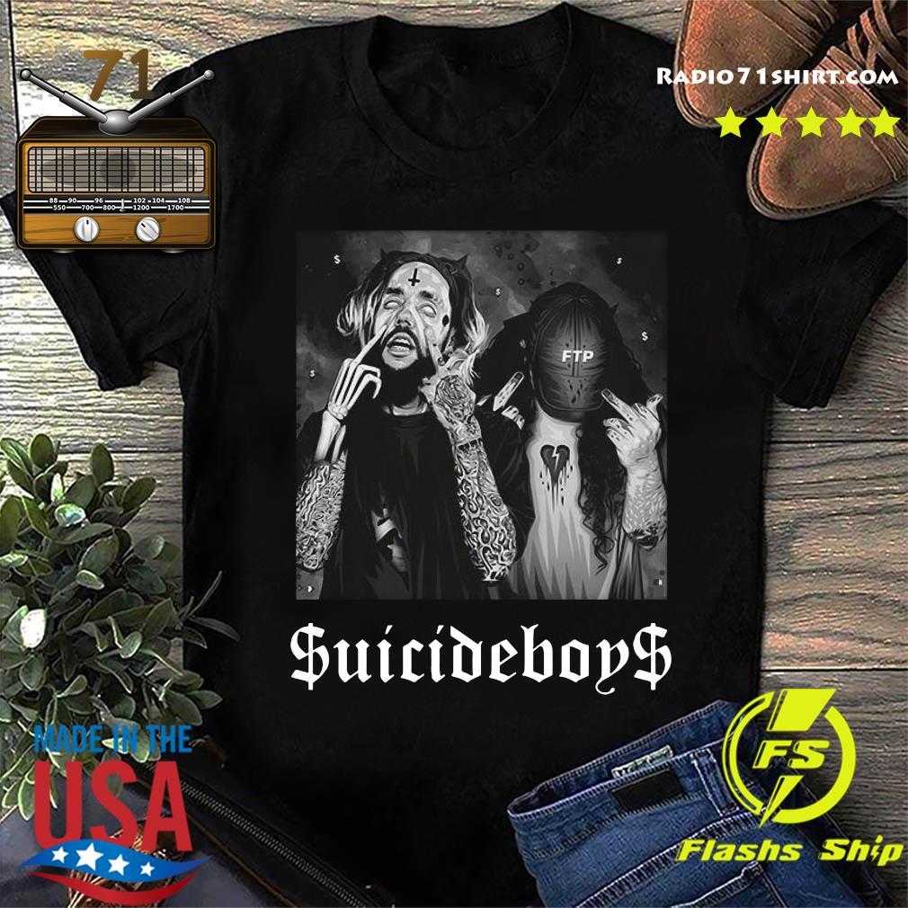 $uicideboy$ Suicide Boys Shirt