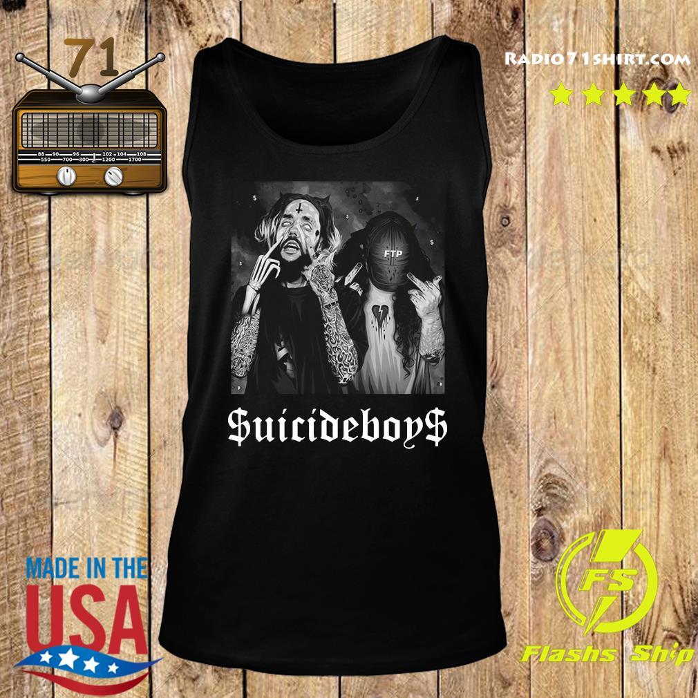 $uicideboy$ Suicide Boys Shirt Tank top