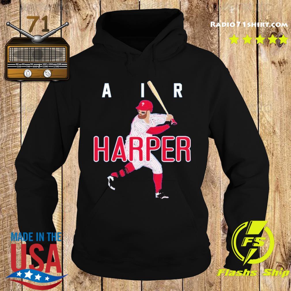 Air Bryce Harper Philadelphia Phillies Shirt Hoodie