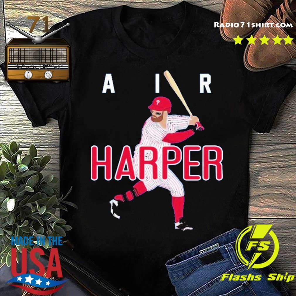 Air Bryce Harper Philadelphia Phillies Shirt
