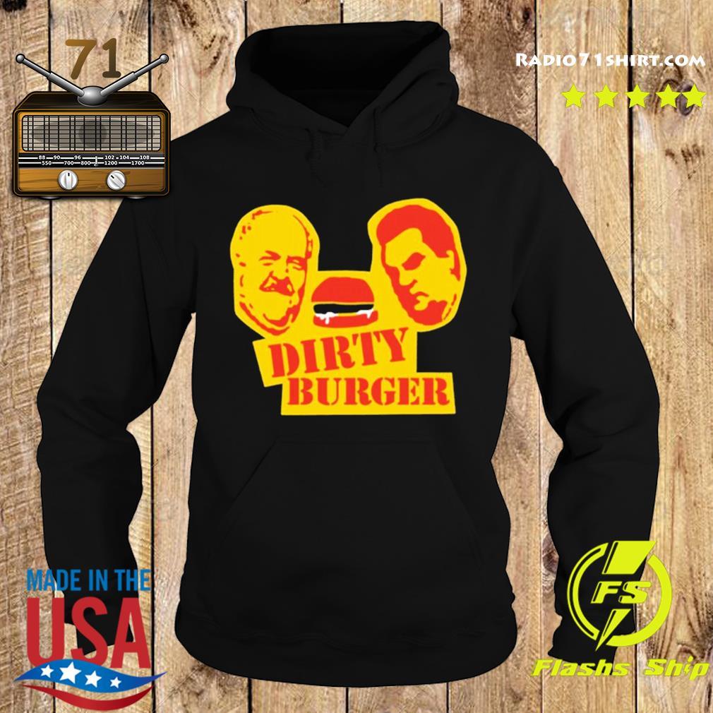 Dirty Burger T-Shirt Hoodie