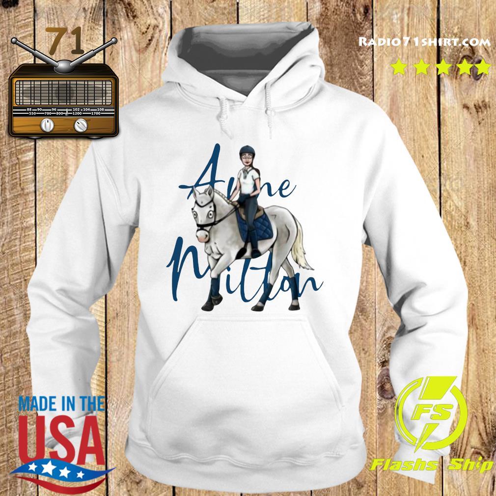 Official Anne Milton Merch Unisex Shirt Hoodie