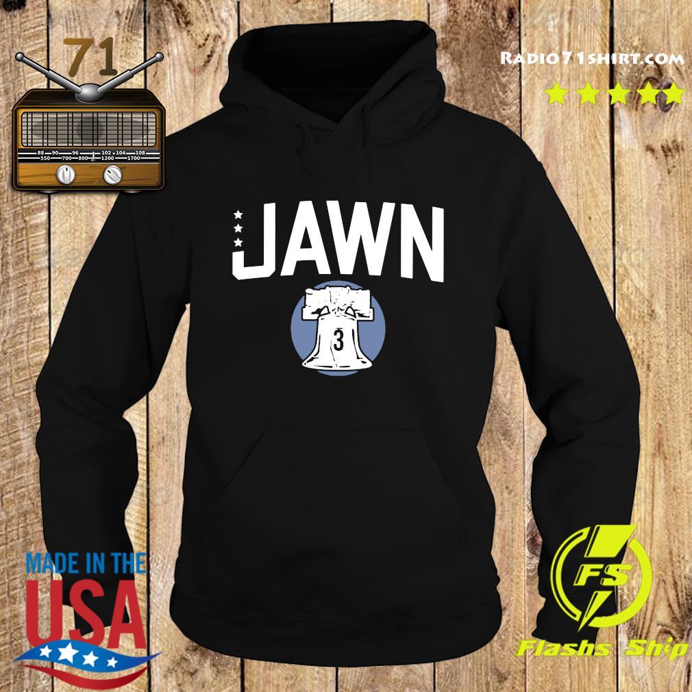Official Bryce Harper Jawn 3 Stars Shirt Hoodie