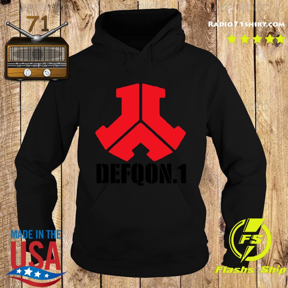 Official Defqon1 Shirt Hoodie