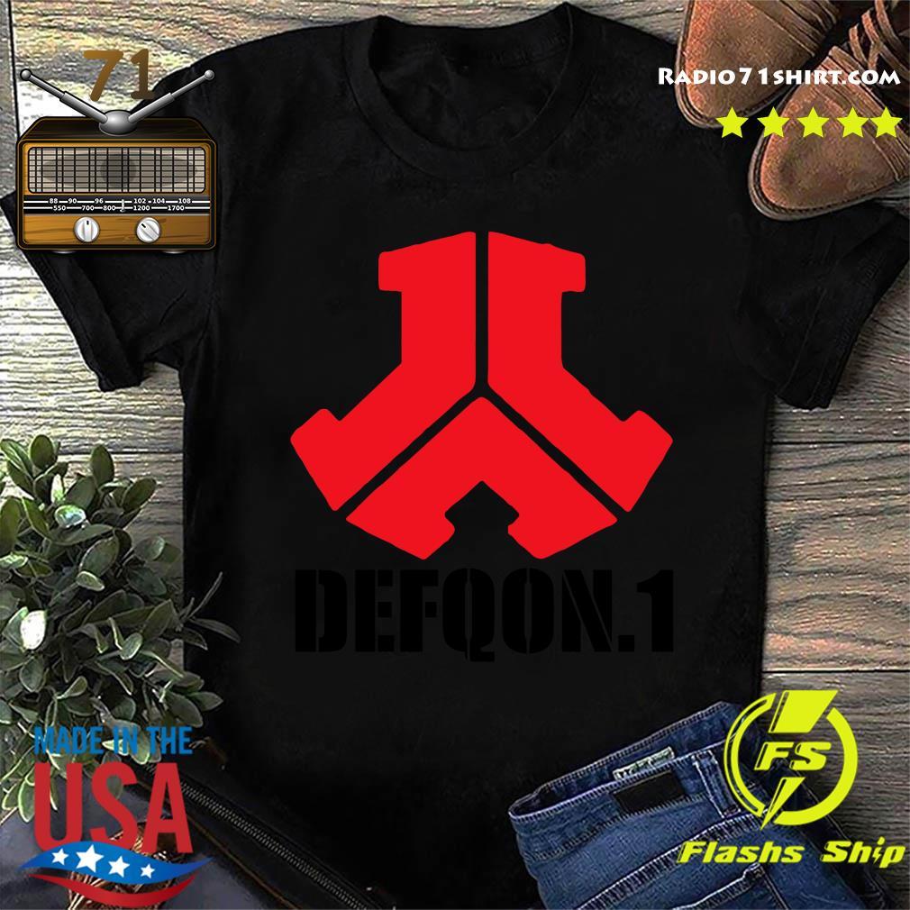 Official Defqon1 Shirt