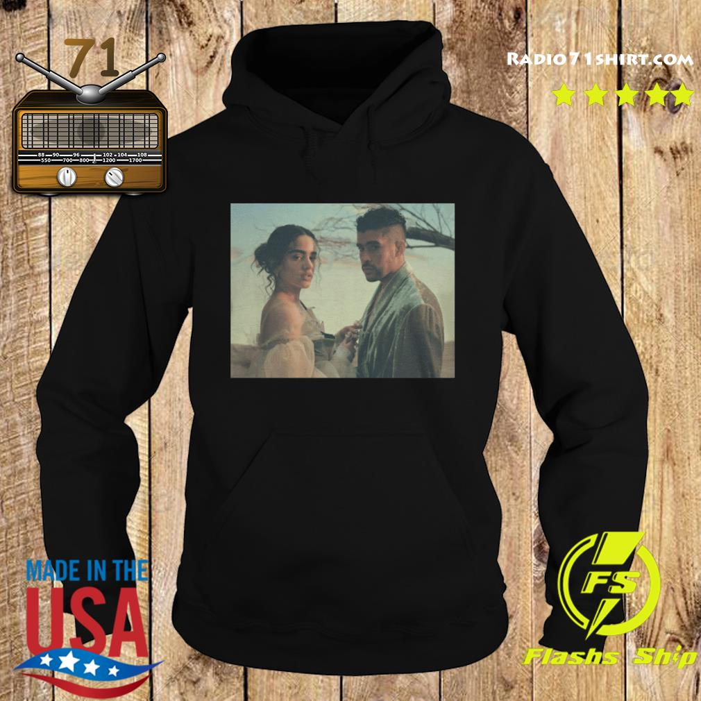 Official Latino Gang Bad Bunny And Rosalia Shirt Hoodie