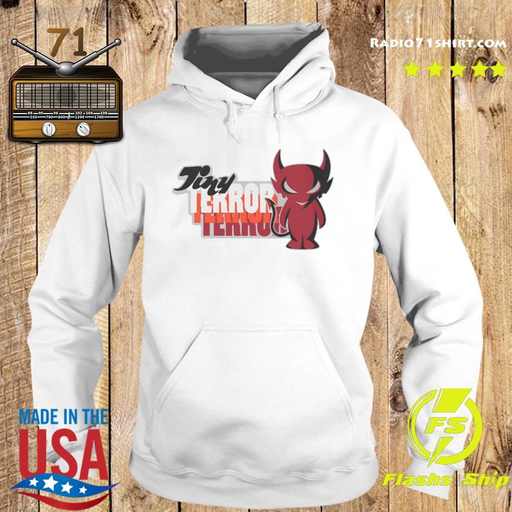 Official Simp Tiny Terror Shirt Hoodie