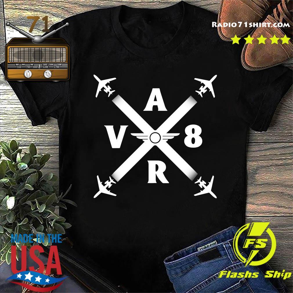 Planes Av8r Shirt