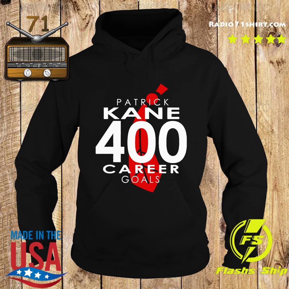 The Patrick Kane 400 Career Goals Shirt Hoodie