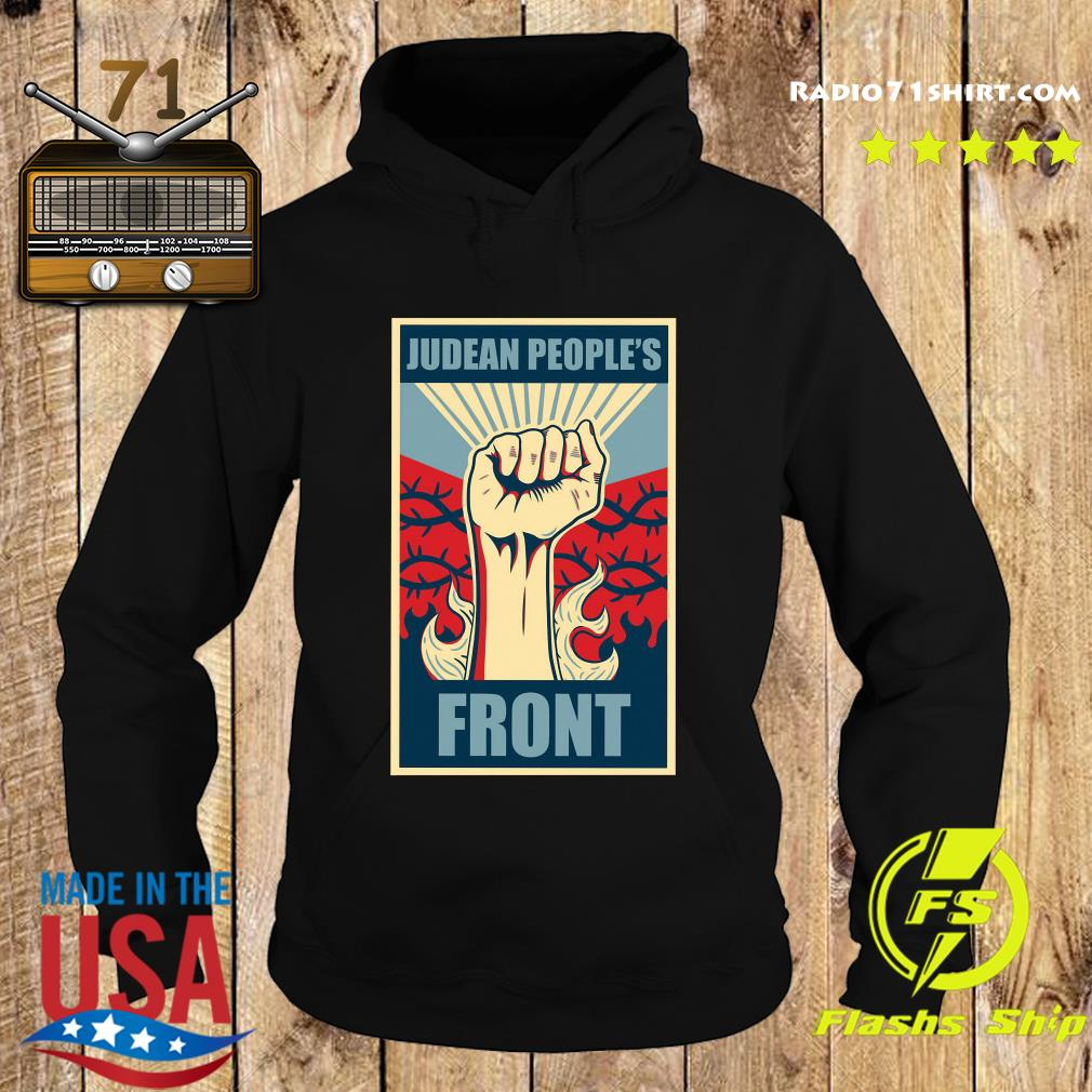 Official Proud Judean People's Front Shirt Hoodie