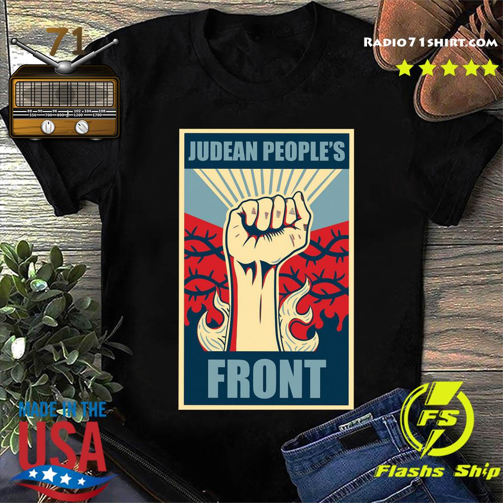 Official Proud Judean People's Front Shirt