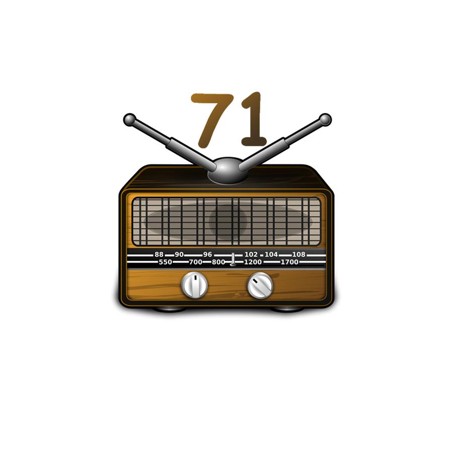 Brand Radio71shirt