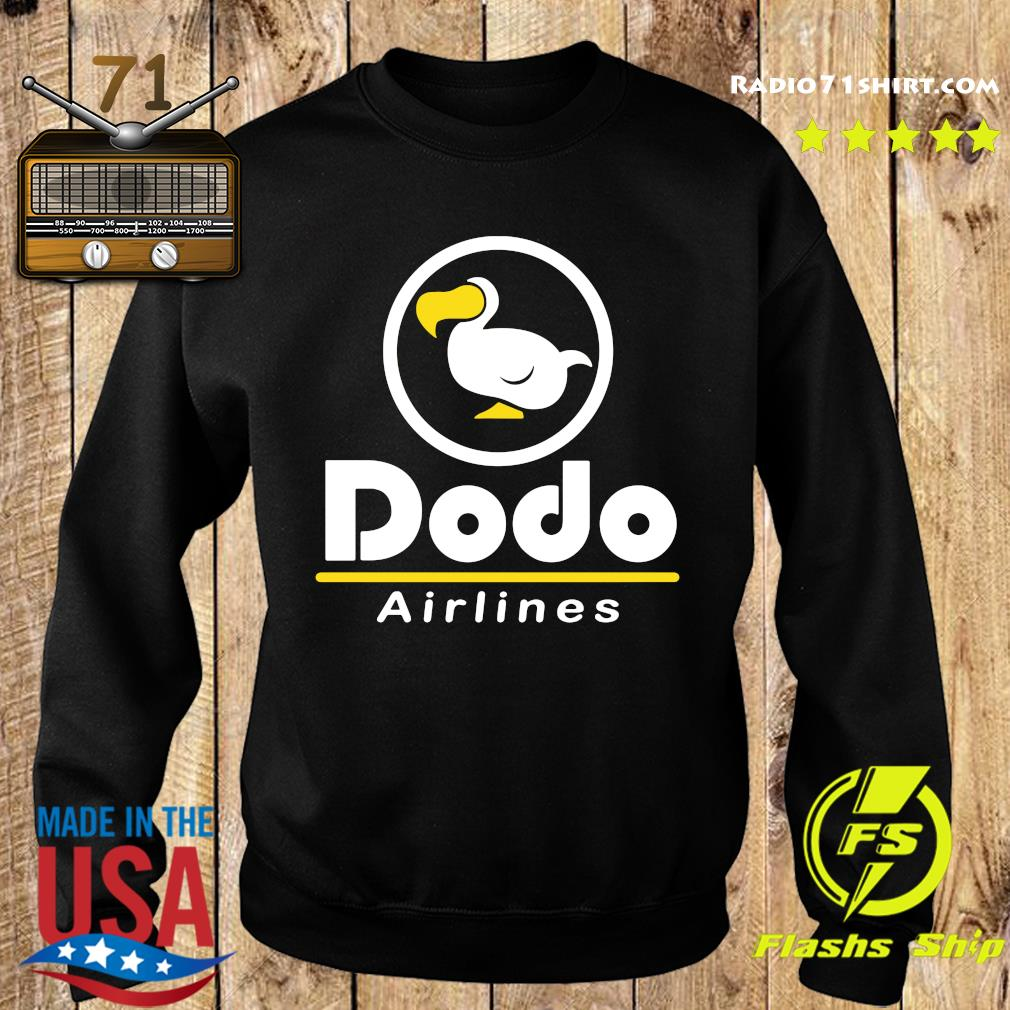 Dodo Airlines Shirt Sweater