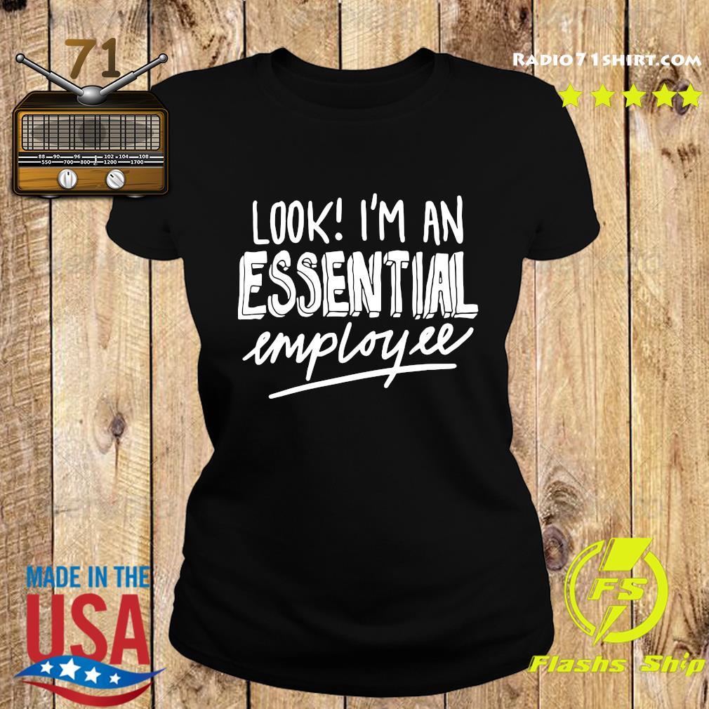 Essential Employee Shirt Ladies tee