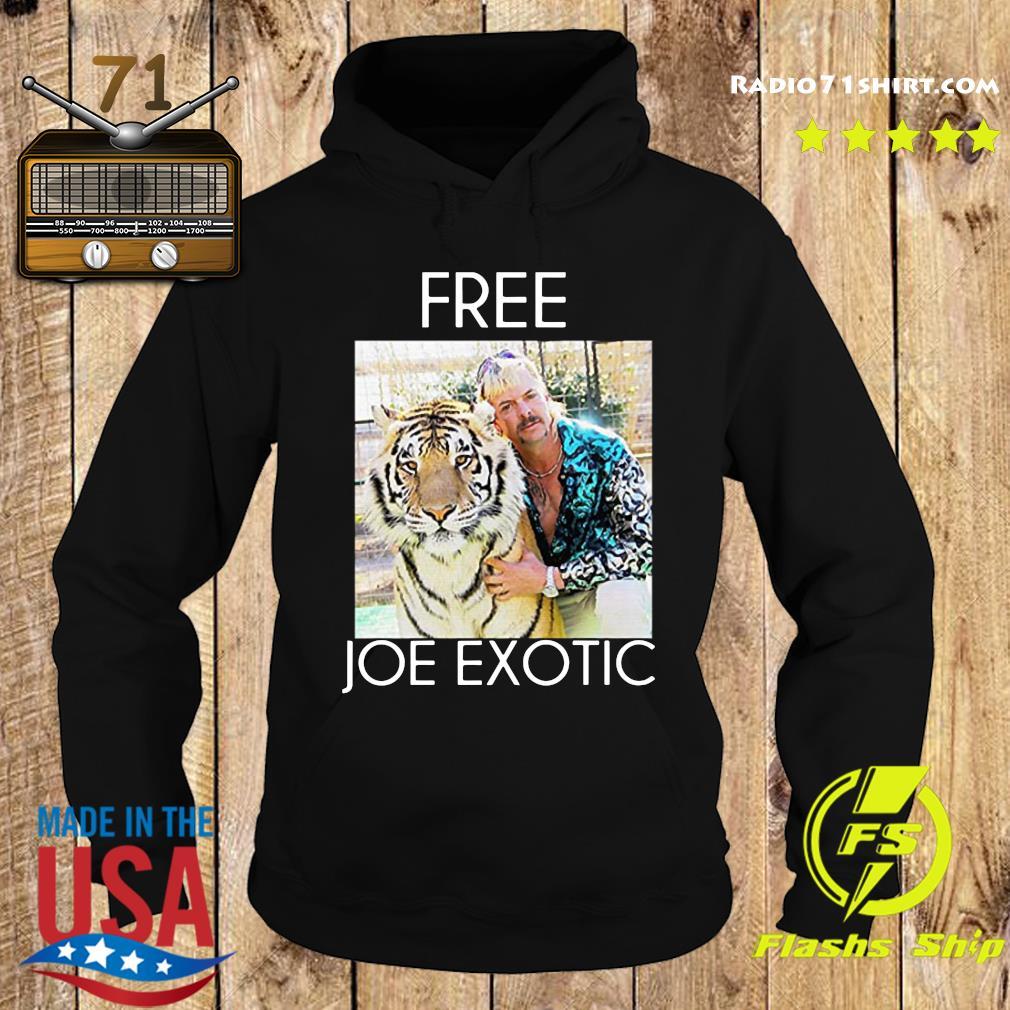 Free Joe Exotic Shirt Hoodie