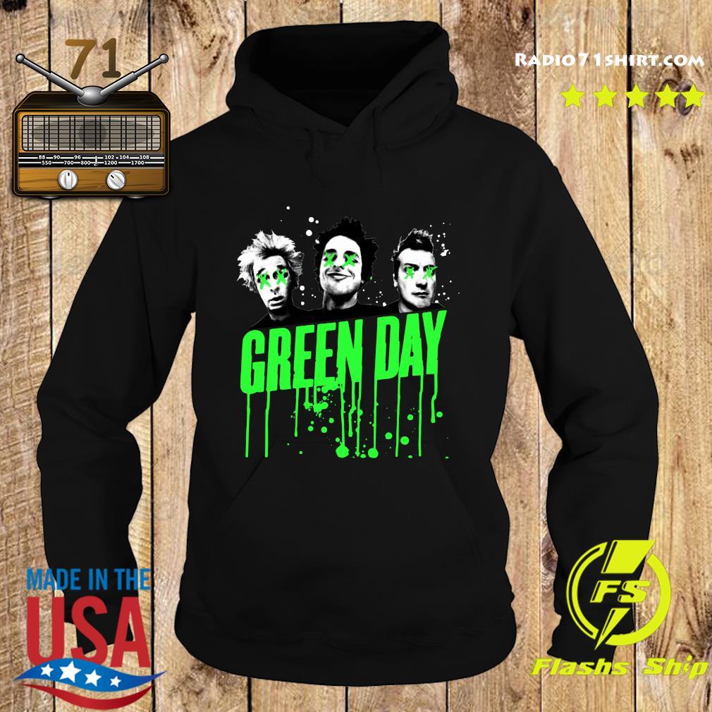 Green Day Shirt Hoodie
