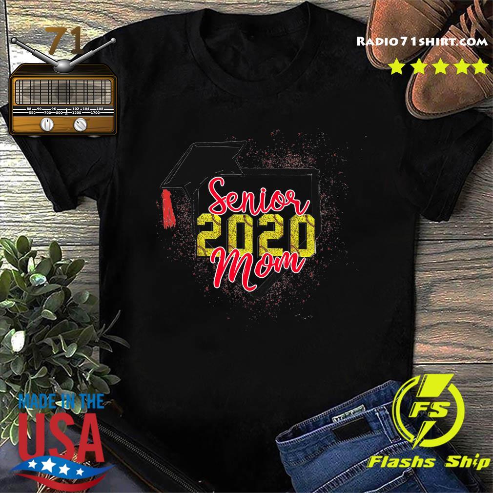 Senior 2020 mom shirt