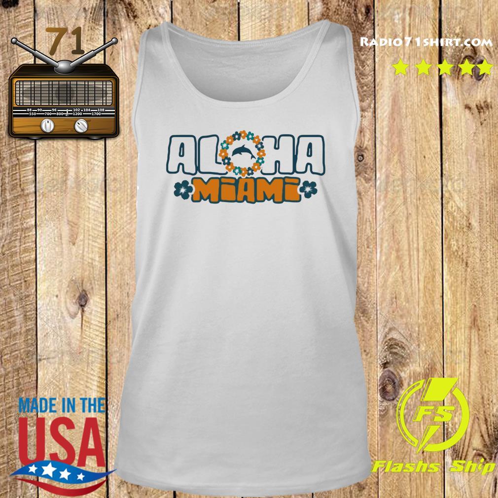 Aloha Miami Shirt Tank top