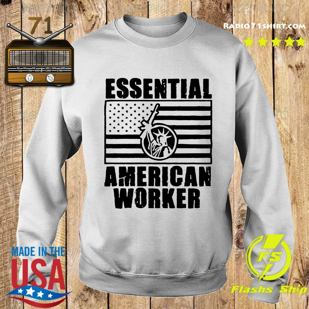 Armed American Supply Essential American Worker Shirt Sweater