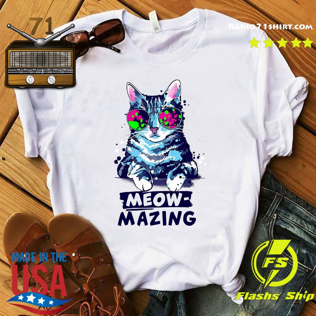 Cat Meow Amazing Shirt