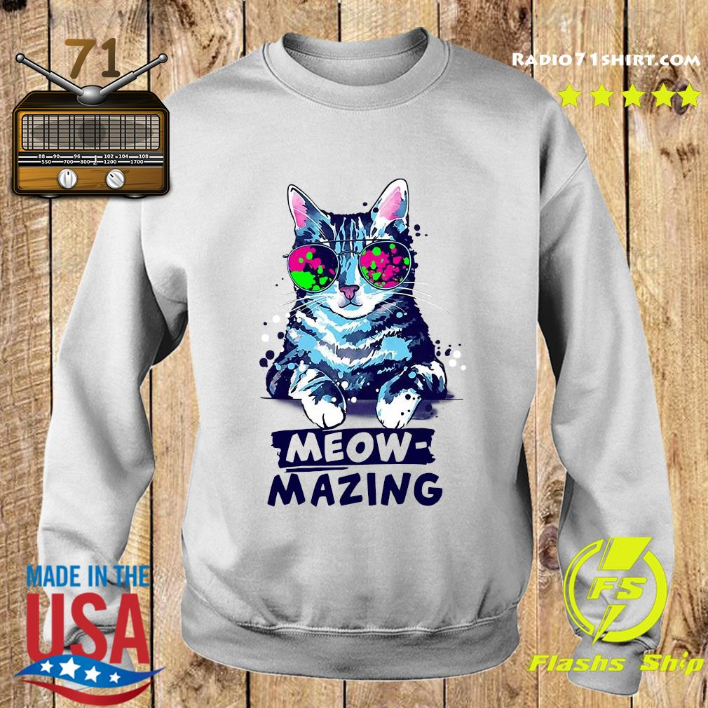 Cat Meow Amazing Shirt Sweater