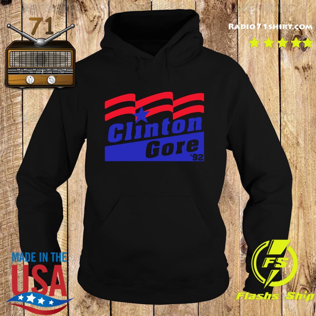 Clinton Gore 1992 Retro Campaign Unisex T-Shirt Hoodie
