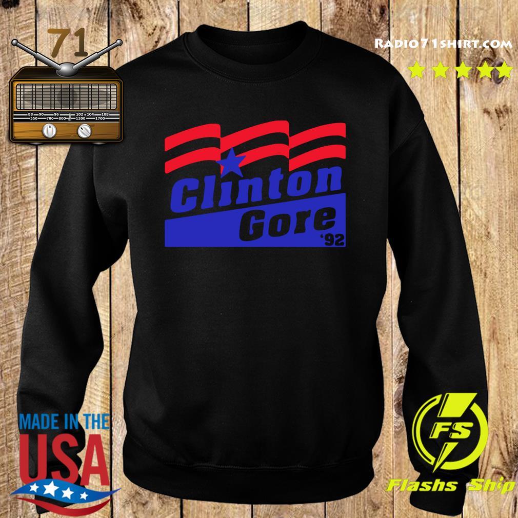 Clinton Gore 1992 Retro Campaign Unisex T-Shirt Sweater