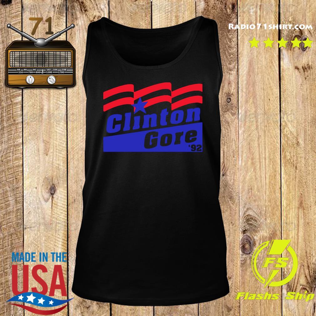 Clinton Gore 1992 Retro Campaign Unisex T-Shirt Tank top