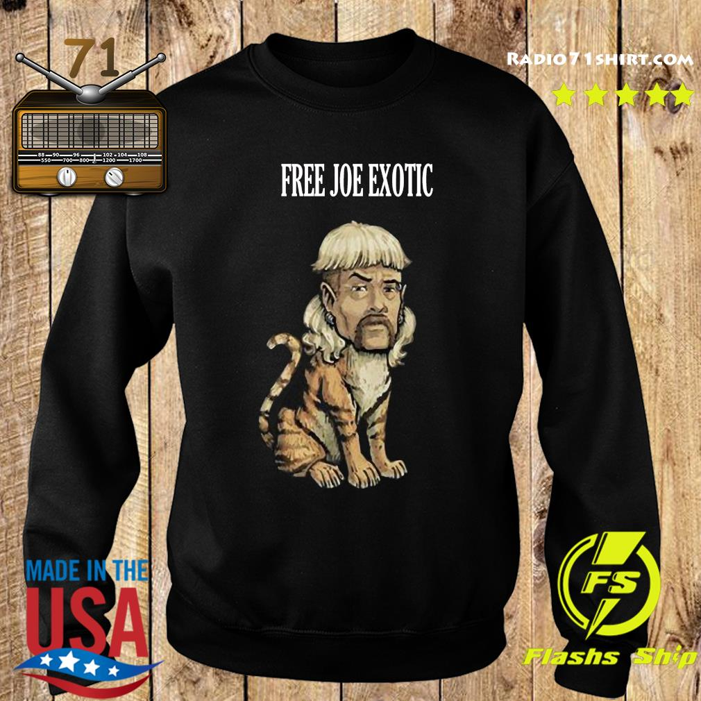 Free Hoe Exotic Shirt Sweater